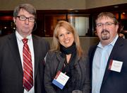 Richard Kutsch, Rosa Piccirillo and Will Davis with Drug Safety Alliance.