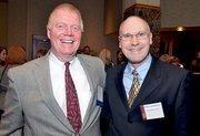 Joe Dunn and Craig Landwehr with DunnWell LLC.