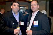Matthew Epps and Chandler Rose with ProVantage Corporate Solutions.
