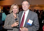 Bill Kennedy of Mutual Distributing Company, and his wife, Kay.