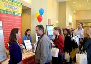 Advanced Healthcare Solutions at the Healthiest Employers expo.