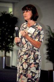 PSNC Energy's Terina Cronin was one of the panelists.