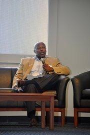 Lloyd Yates spoke about Duke Energy's acquisition of Progress Energy.