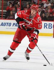 1. Eric Staal - $8.5M