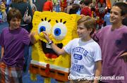 That sponge that lives in a pineapple under the sea got a lot of attention as well.