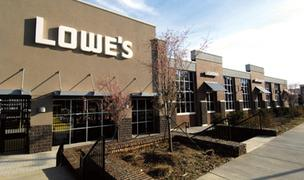 Lowe's Cos. Inc., the Triad's 10th-largest employer, plans to buy back up to $5 billion of stock during the next three years.