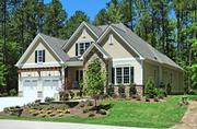 Located in the Weycroft Reserve community in Cary just across the Chatham County line, Arthur Rutenberg Homes has built a 3,272-square-foot home priced at $594,900.