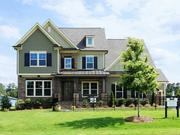 Located in the Branston community in Apex, Ashton Woods Homes has built a 3,882-square-foot home priced at $537,990.