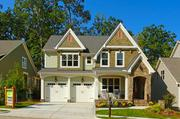 Located in the Briar Chapel community in Chapel Hill, Homes by Dickerson has built a 2,800-square-foot home priced at $435,000.