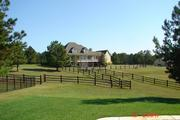 Portofino is a 300-acre residential neighborhood located in Johnston County that includes several miles of walking and horse trails. It was nominated in the category of Top Residential Development.