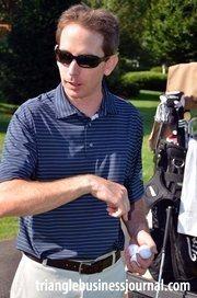 Prestonwood Country Club's head golf professional Michael Carroll.