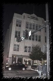 The Kress building was home to the S. H. Kress & Co. five-and-dime store.