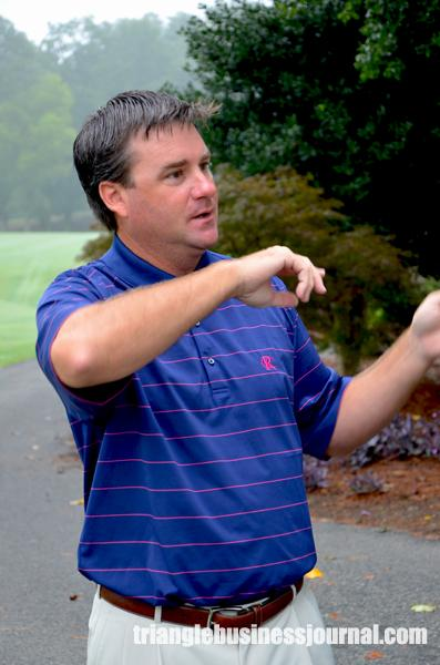 Brian Kittler, director of golf operations at Raleigh Country Club owner McConnell Golf, talks about the club and its golf offerings.