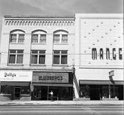 A look at the Jolly's Jewelers and Ellisberg's stores.