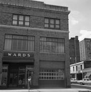 The Wards store is shown in this shot.