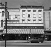 The F.W. Woolworth Company building is seen in this photo.