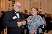 Archie and Jane Cowan at the 2012 SPCA Fur Ball.