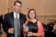 Matt Cunningham and his wife Becky were sponsors of the 2012 SPCA Fur Ball.