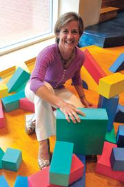 Sally Edwards, Marbles Kids Museum