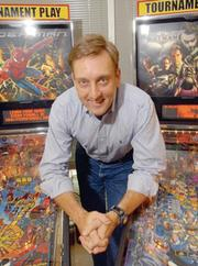 SciQuest was a winner in the large company category. Stephen Wiehe is pictured in this file photo.