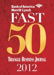 02. TBJ Reveals Triangle's 50 Fastest Growing Private Companies  Run Date: Tuesday, Sept. 25Click here for complete slideshow