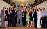 The TBJ 40 Under 40 class of 2012.