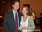 Marshall Reu with DunnWell, along with Alice Ann Reu, attended the 2011 TBJ Fast 50 event.