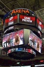 Even Ron the Ref has to get used to the new name change.