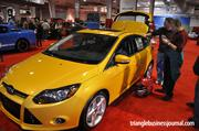 Starting at around $27,000, the Ford Focus will get you close to 37 MPG on the highway.