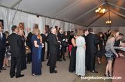 The grand finale of the Triangle Wine Experience was the all-star gala that was held on Feb. 4 inside Mims Distributing Company. The 2011 gala was dedicated to the Mims family, and helped raise money for the Frankie Lemmon School & Developmental Center.