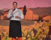 Chef Ashley Christensen is used to being in the spotlight.