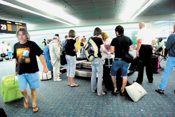 Baggage fees have generated big revenue for airlines.