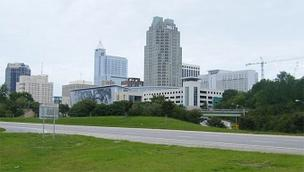 Downtown Raleigh is undergoing a revival.