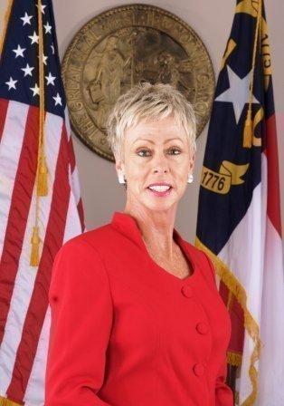 North Carolina State Auditor Beth Wood.