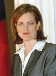 North Carolina State Treasurer Janet Cowell.