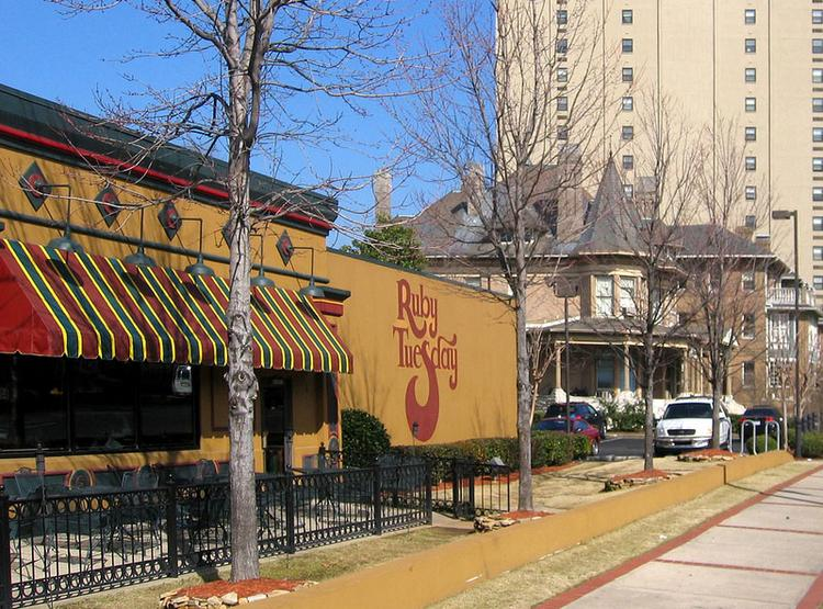 Durham-based ad agency McKinney is adding Ruby Tuesday to its list of clients.