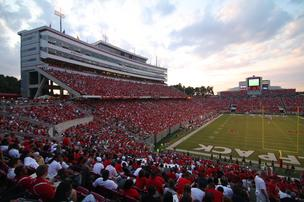 Fans say that Carter-Finley Stadium is the best place to watch a college football game in the Triangle.