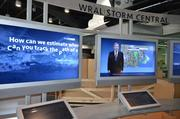 On the second floor, you can test your weather forecasting skills against WRAL's chief meteorologist, Greg Fishel.