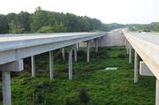 The new turnpike is the state's first modern toll road.
