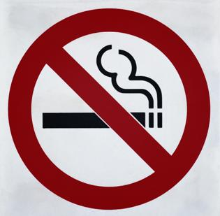 The Buffalo Niagara Medical Campus is putting out smoking on its premises.