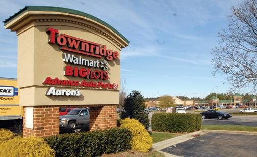 Townridge Wal-Mart will become a 'supercenter'.