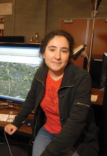 Svetlana Lazebnik wants computers to interpret as humans do.