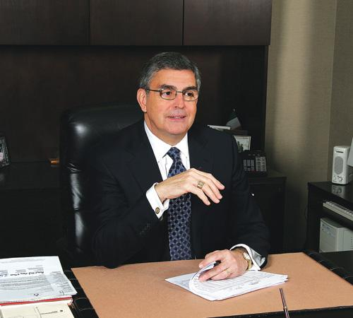 Anthony Civello is the CEO of Raleigh's Kerr Drug.