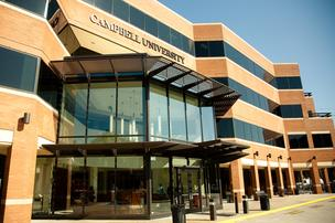 Jobless rate for law graduates at Campbell came down in 2011, an anomaly among law schools.