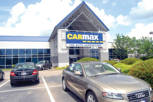 big used car dealer carmax plans first twin cities location minneapolis st paul business journal big used car dealer carmax plans first