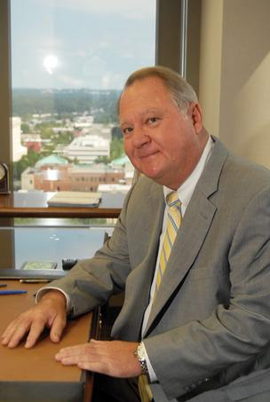 Smith Anderson Managing Partner Carl Patterson.