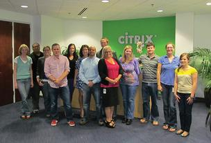 Citrix employees feel empowered within the company's culture.
