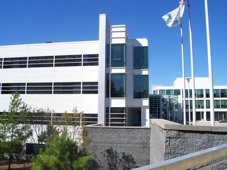 Fidelity may buy the Nortel Networks buildings.
