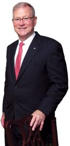 Capital Bank Financial Corp. Chairman and CEO R. Eugene Taylor.