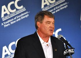 Commissioner John Swofford has negotiated a new Orange Bowl deal for the ACC.